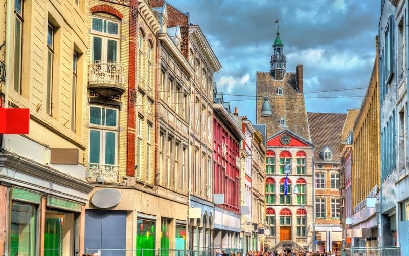 Maastricht Niedelande