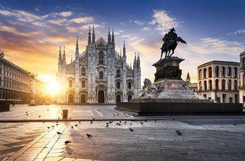 Mai-Mailand-Städtetrip
