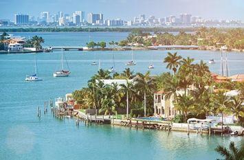 Mai-Miami-Städtetrip