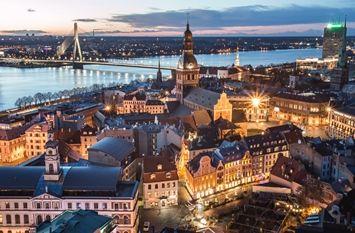 Mai-Riga-Städtetrip
