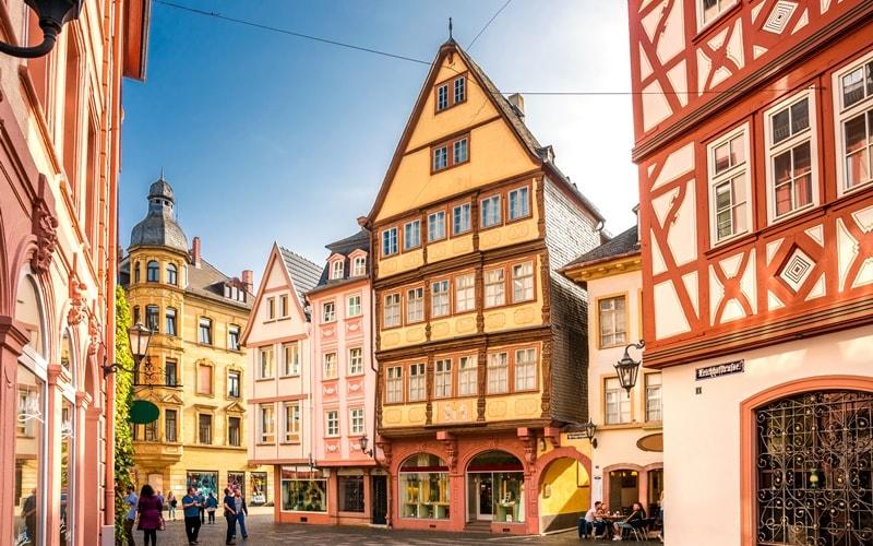 Mainz Altstadt Mainz