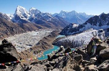 Nepal April Himalaya