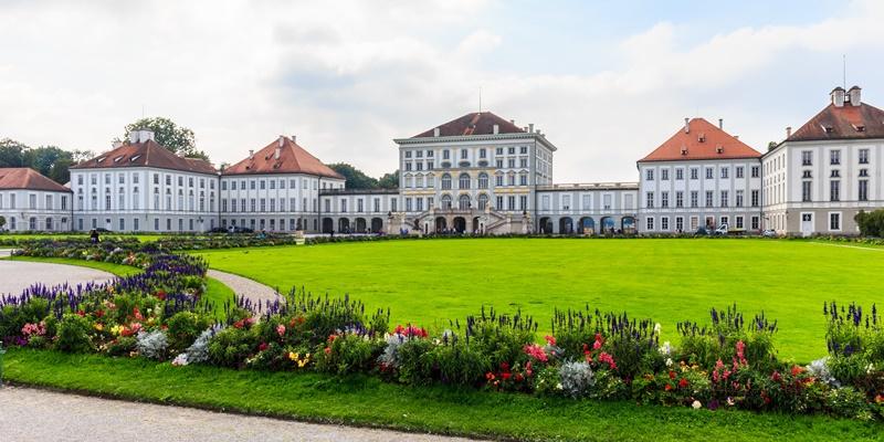 Nymphenburg Schloss München und Umgebung Sehenswürdigkeiten München