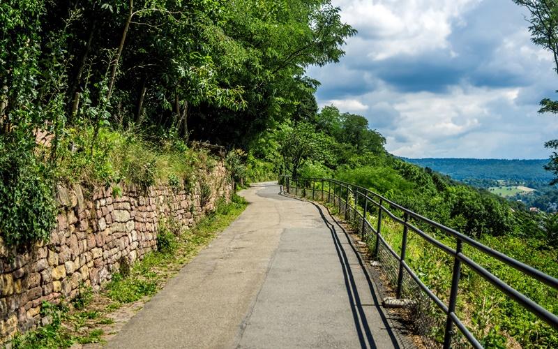Philosophenweg Heidelberg Sehenswürdigkeit
