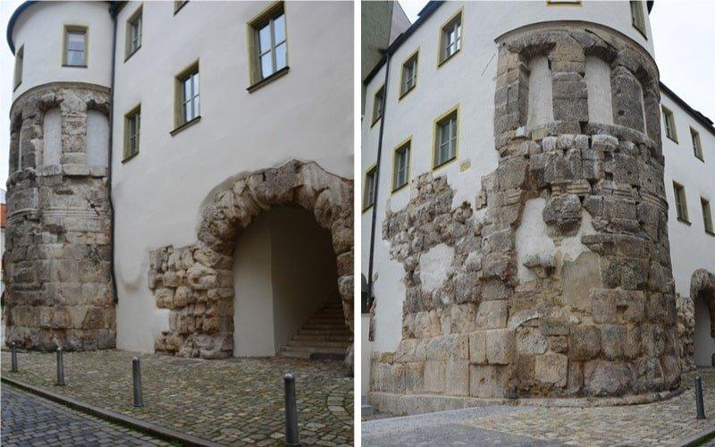 Porta Praetoria Regensburg
