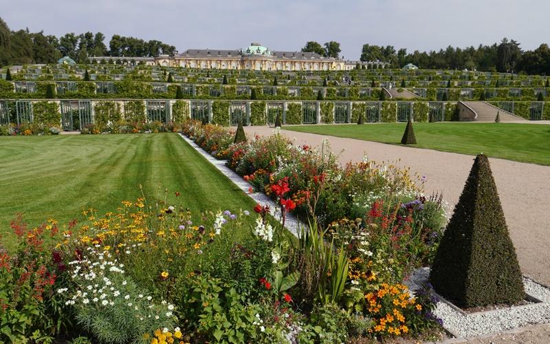 Potsdam Sehenswürdigkeiten Bilder Sanssouci