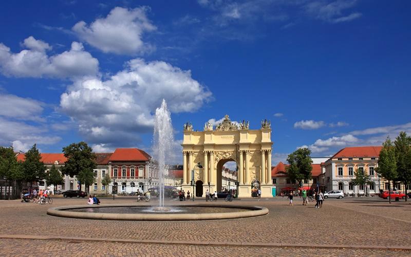 Potsdam Sehenswürdigkeiten Brandenburger Tor