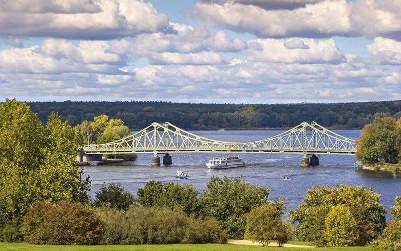 Potsdam Sehenswürdigkeiten Glienicker Brücke