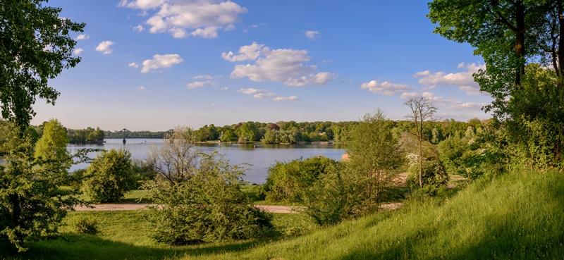 Potsdam Sehenswürdigkeiten Park Babelsberg