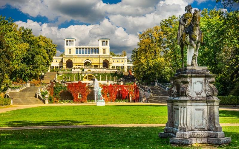 Potsdam Sehenswürdigkeiten Orangerie