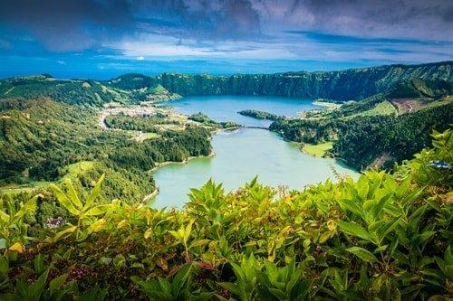 Reiseziel Azoren Mai
