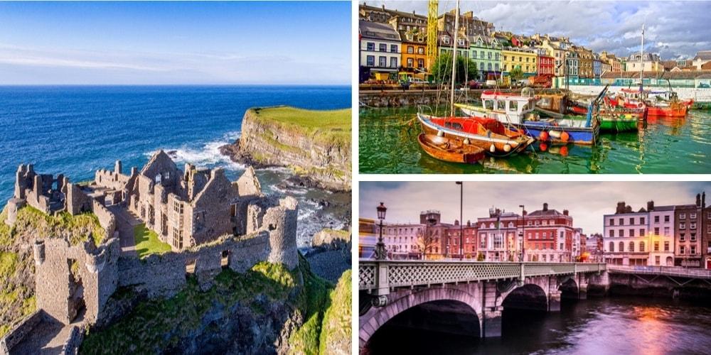 Reiseziel Irland März
