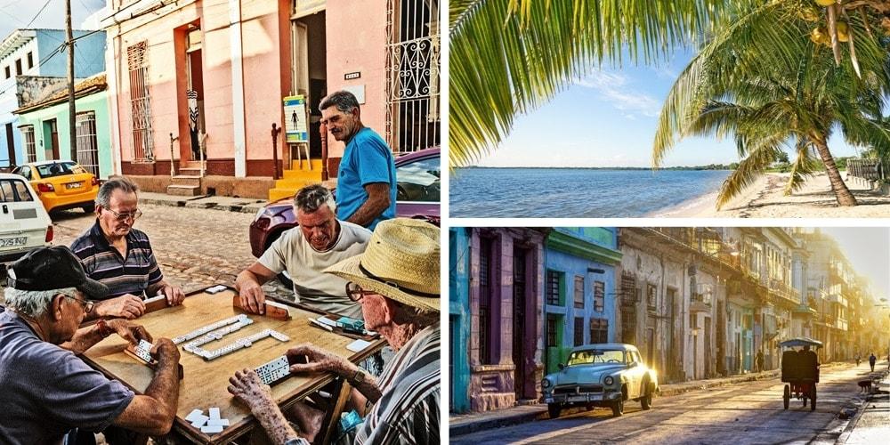 Reiseziel Kuba April