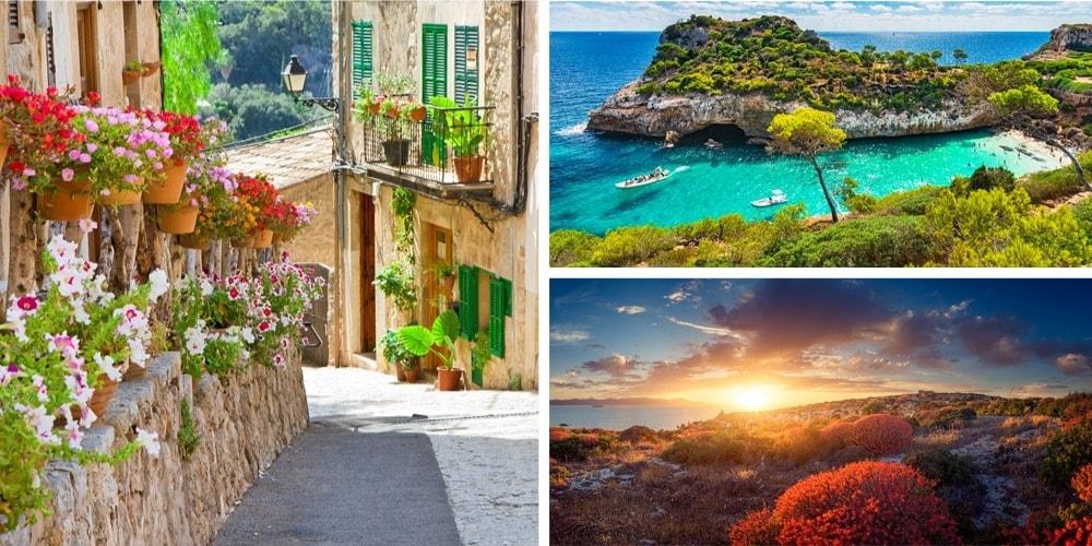 Reiseziel Mallorca Mai