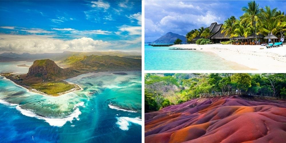 Reiseziel Mauritius Mai
