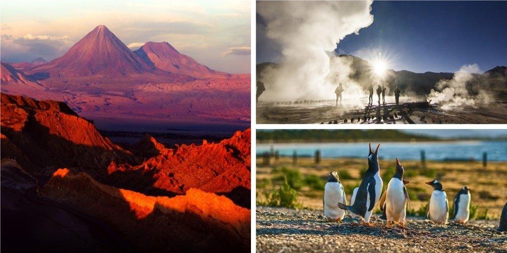 Reiseziel Oktober Chile