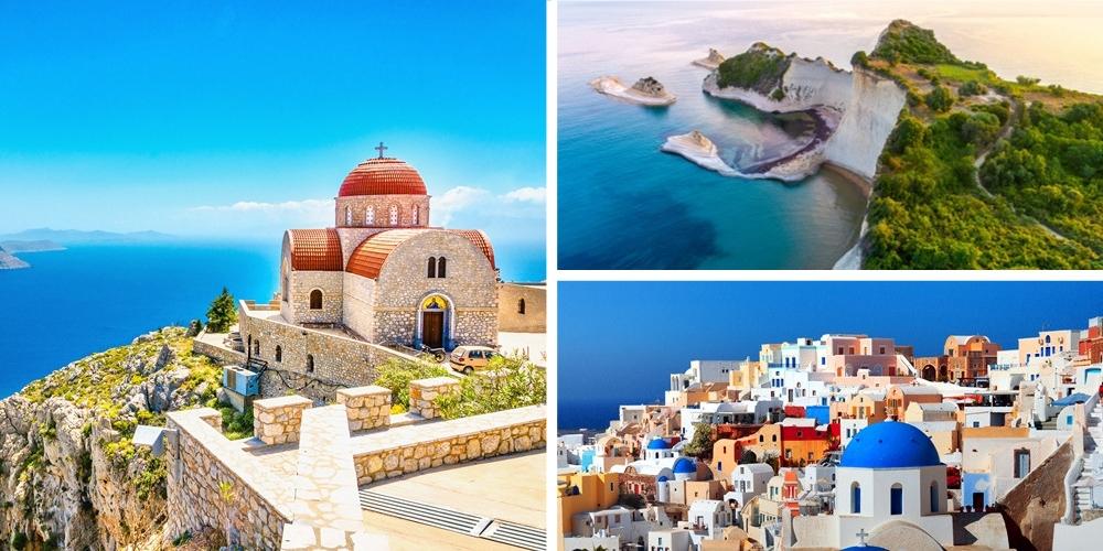 Reiseziel Oktober Griechenland