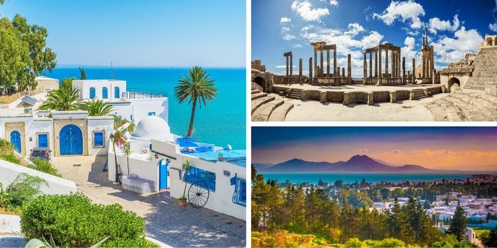 Reiseziel Oktober Tunesien