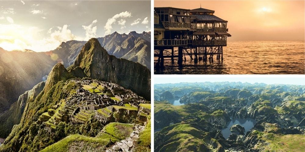 Reiseziel Peru Mai