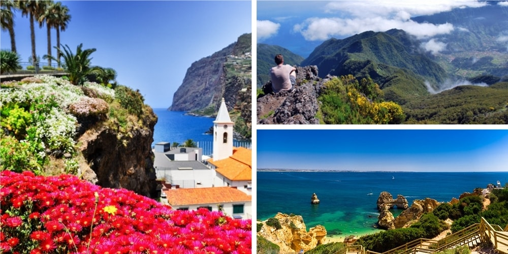 Reiseziel Portugal Mai
