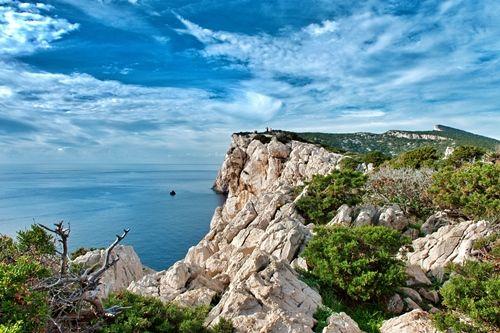 Reiseziel Sardinien April