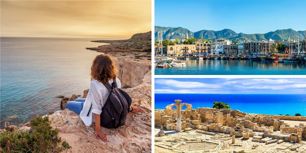 Reiseziel Zypern April