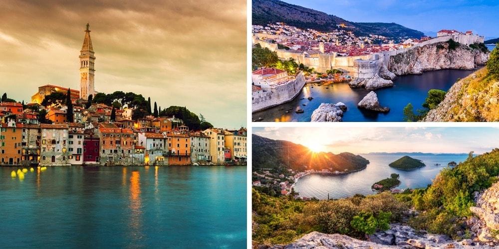 Reiseziele Mai Kroatien
