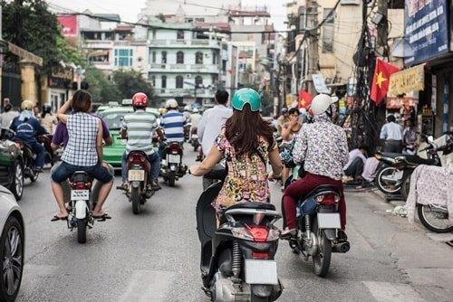 Rundreise Vietnam April