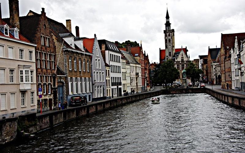 Schöne Städte Holland Breda