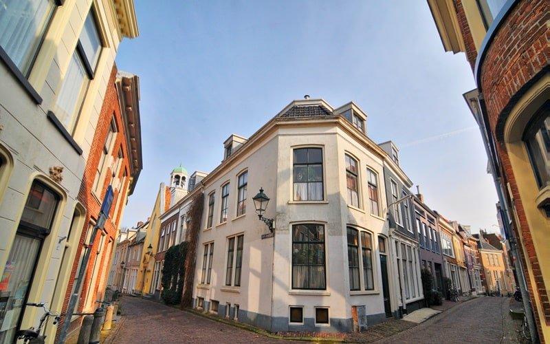 Schöne Städte Holland Leeuwarden