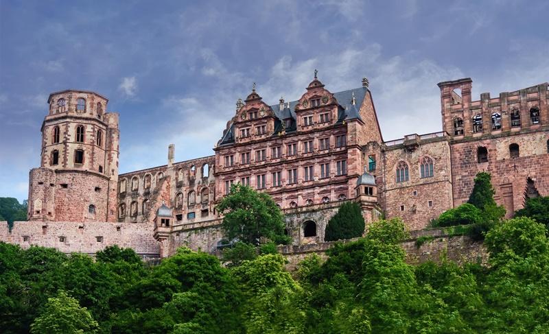 Schloss Heidelberg Attraktionen Heidelberg