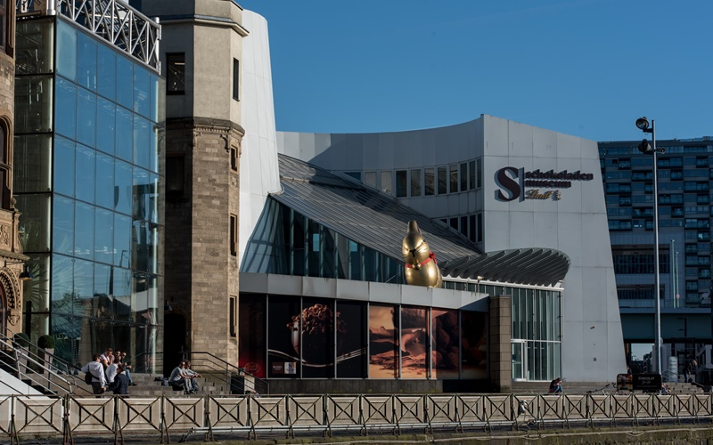 Schokoladenmuseum Köln Attraktionen Köln