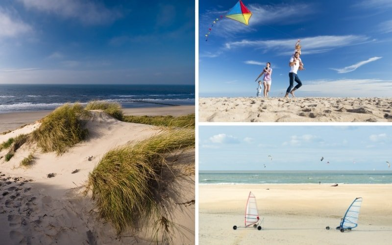 Holland Strand Schouwen-Duiveland