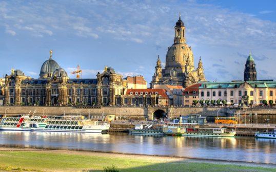 Sehenswürdigkeiten Dresden Karte Dampferfahrt