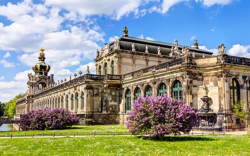 Sehenswürdigkeiten Dresden Zwinger altstadt