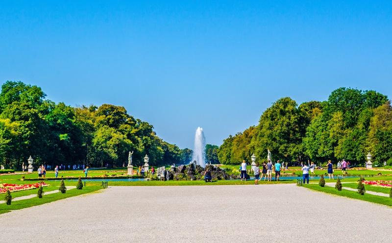 Sehenswürdigkeiten München und umgebung Nymphenburg Garten