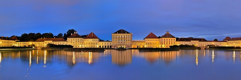 Sehenswürdigkeiten München und umgebung schloss nymphenburg