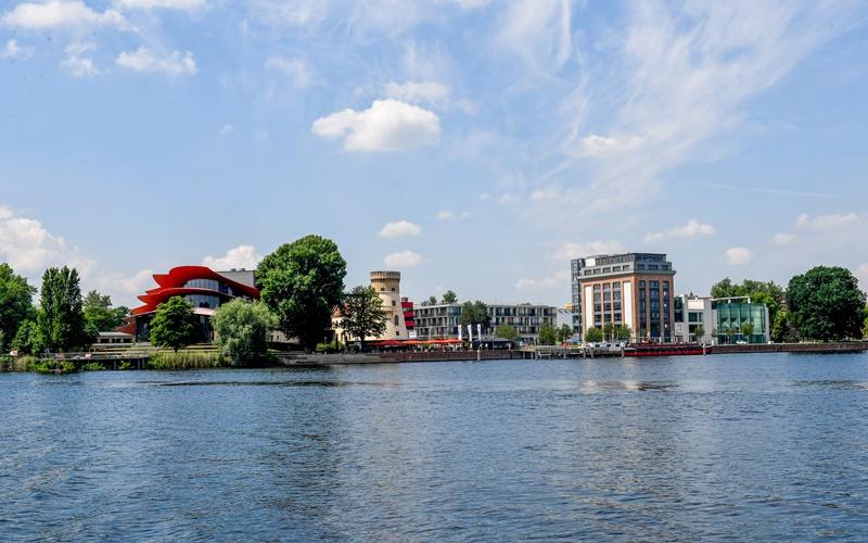 Sehenswürdigkeiten Potsdam Havel Schiffbauergasse