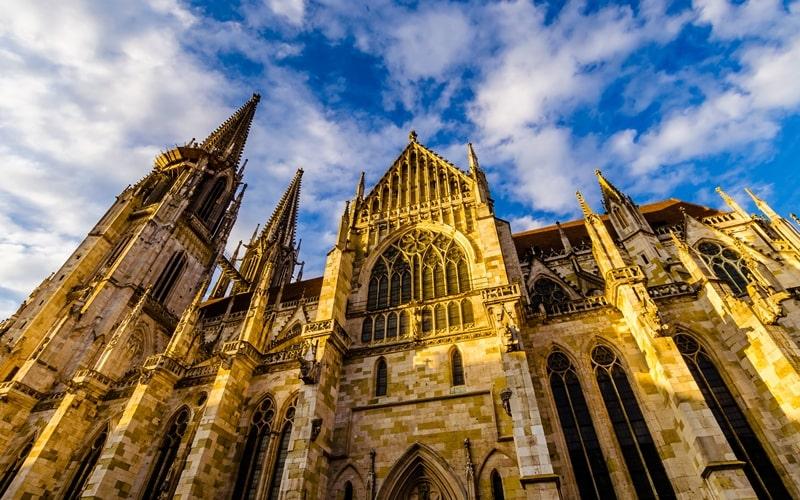 Sehenswürdigkeiten Regensburg Dom