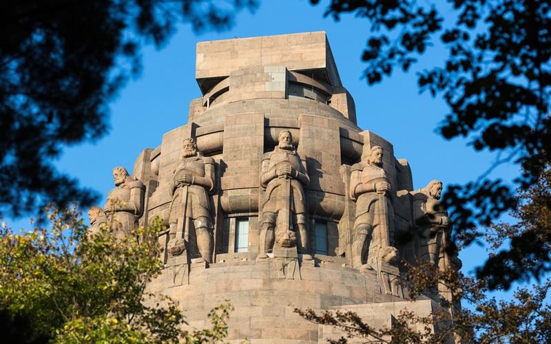 Sehenswürdigkeiten in der Nähe von Leipzig Denkmal Völkerschlacht