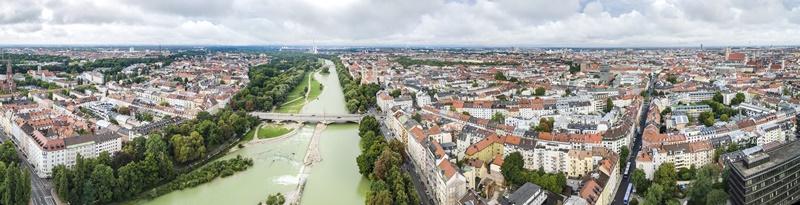 Sehenswürdigkeiten rund um München Isar