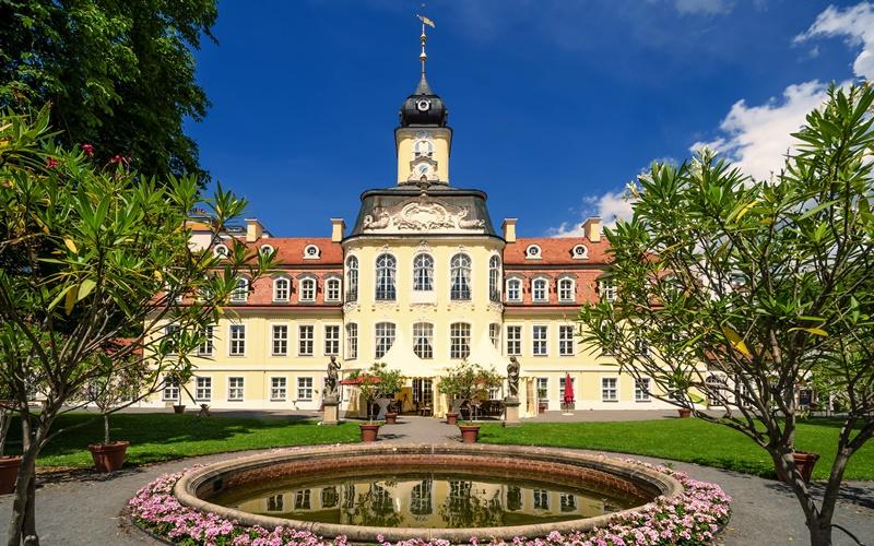 Sehenswürdigkeiten um Leipzig Gohliser Schlösschen