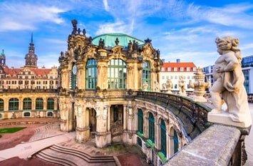 Städtereise Dresden Oktober
