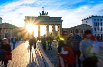 Städtereise Oktober Berlin