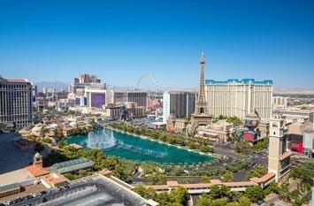 Städtereise Oktober Las Vegas
