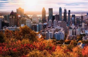 Städtereise Oktober Montreal
