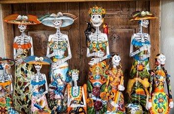 Städtereise Oktober Oaxaca