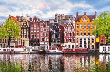 Städtetrip Amsterdam März