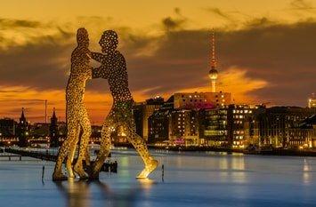 Städtetrip Berlin März