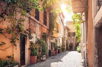 Städtetrip Rom März